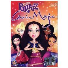 Dvd Bratz - Genie Magic