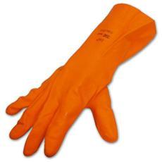 Guanti in Lattice Extra Orange 75 Tg 9 col. Arancio Confezione 12 Paia