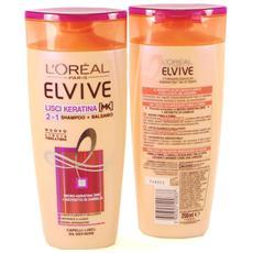 Shampoo 250 Lisci Keratina 2in1