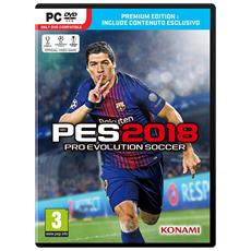 PC - Pro Evolution Soccer 2018 PES Premium Edition