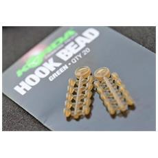 Perline Hook Bead Unica Verde