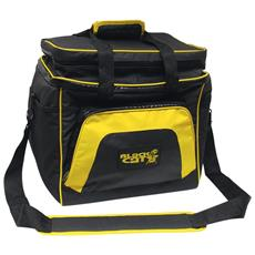 Team Premium Bag Unica Nero Giallo