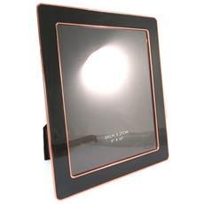 photo frame 'design' black gold (20x25 cm) è aumentato - [ n9597]