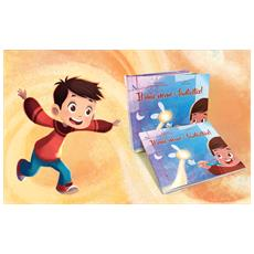 Il Mio Nome È Fantastico - Il Libro Personalizzato Dove Il Tuo Bambino È Il Protagonista - Contattaci per Personalizzare