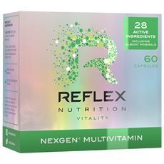 Nexgen 60 Caps - Reflex - Benessere, Salute Dell'atleta -