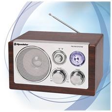 HRA-1200W, Portatile, AM, FM, 88 - 108 MHz, 530 - 1600 kHz, AC, UM3