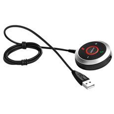 14208-03, Cablato, Nero, Audio, Pulsanti, USB A, Microsoft