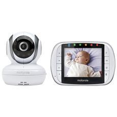 """Baby Monitor Video Digitale con schermo LCD a colori da 3.5"""""""