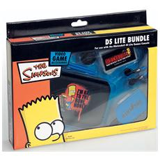 NDS - Kit Pack The Simpsons Bart Limited per DSLite
