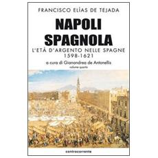 Napoli spagnola. L'età s'argento nelle Spagne 1598-1621
