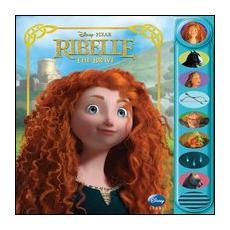 Ribelle. The Brave. Otto tasti. Libro sonoro