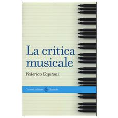 Critica musicale (La)