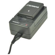 Caricabatteria DRN5820 USB Colore Nero