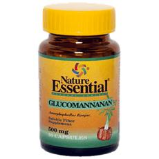 Glucomannana 500mg, 50 Capsule