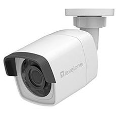 Levelone Fixed Nw Camera Poe 4mp Outdoor Wdr 3dnr Ip66 In