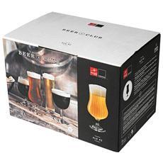Confezione 6 Calici In Vetro Birra Ale Cl42.5