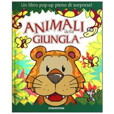 Animali della giungla. Libro pop-up