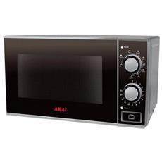 AKAI - AKMW230 Forno Microonde con Grill Capacità 23...