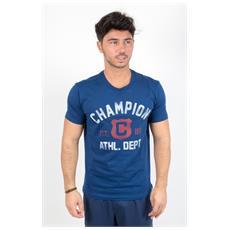 T-shirt Tee Athl Dept Blu Xl