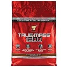 True-mass 1200 15 Servings - Bsn - Gainers, Mass Gainers - Fragola