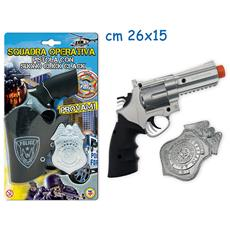 Agente Di Quartiere Pistola Poliziotto