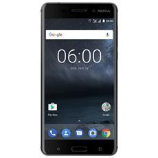 "N6 Nero 32 GB 4G / LTE Dual Sim Display 5.5"" Full HD Slot Micro SD Fotocamera 16 Mpx Android Italia"
