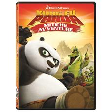 Dvd Kung Fu Panda-mitiche Avventure #01