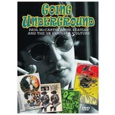 Dvd Mccartney / Beatles - Going Undergroun