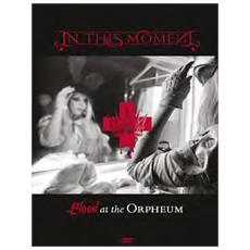 Dvd In This Moment - Blood At The Orph.
