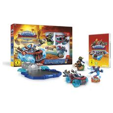 Skylanders SuperChargers Racing Starter Pack per Tablet iOS e Android - Day one: 23/10/15
