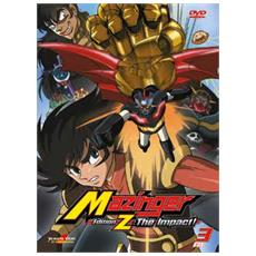 Mazinger Edition Z The Impact #03 (2 Dvd)