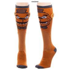 Five Nights At Freddies - Fazbear Knee High Socks Calzini