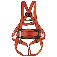 Cintura Di Posizionamento E Imbracatura Con Attacco Dorsale E Sternale