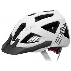 Black Combo Nero/bianco Casco Ciclismo Taglia Xs