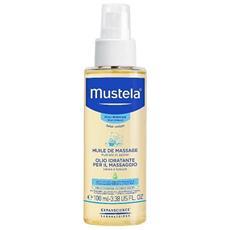 Mustela Olio Idr. massag. 100ml