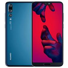 "P20 Pro Blu 128 GB 4G / LTE Impermeabile Display 6.1"" Full HD+ Slot Micro SD Fotocamera 40 Mpx Android Tim Italia"