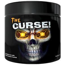 The Curse 250 G Eu - Cobra Labs - Pre-allenamento Con Caffeina - Limone