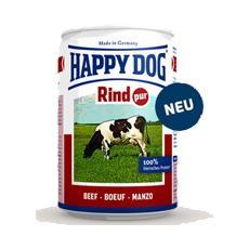Cibo per Cani Manzo puro 400 gr