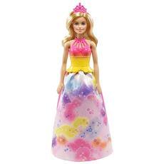 Barbie Dreamtropia Moda Da Favola FJD08