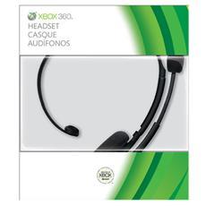 X360 - Cuffie Headset R Wired