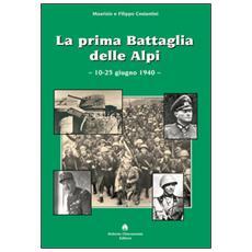 La prima battaglia delle Alpi (10-25 giugno 1940)