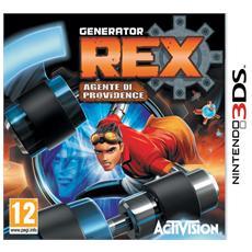 N3DS - Generator Rex Agente di Providence