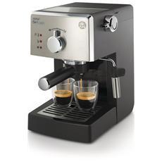 HD8425/11 Macchina per Caffè Espresso Manuale Poemia 950 Watt Colore Nero