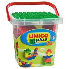 Unico Plus base Secchio 50pz 8508