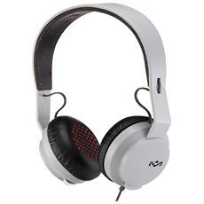 Cuffie Roar On-Ear con Control Talk Colore Nero e Bianco