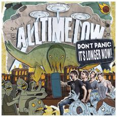 All Time Low - Don't Panic It's Longer Now (2 Lp)