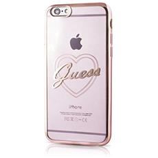 Heart Cover Pink Iphone 6s / 6