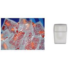 Tappi Per Orecchie Antirumore Inserti Auricolari Per Protezione 3m 1100. Confezione Da 5 Paia (10 Tappi) + Custodia Parta Tappi Con Attacco Per Cintura Uvex