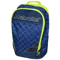 Zaino Classic Backpack 2017 Blu Giallo Unica