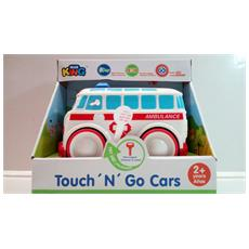 Touch 'n' Go Racers - Ambulanza Rossa